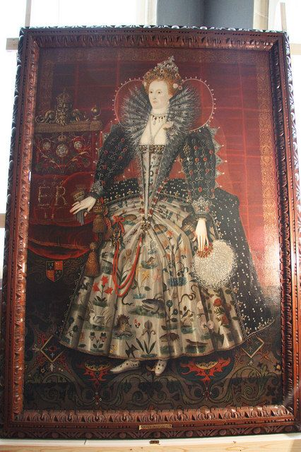term paper on queen elizabeth i Queen elizabeth i: her influence on trade queen elizabeth i: queen of the sea queen elizabeth i created the foundation for england's success in sea power and.