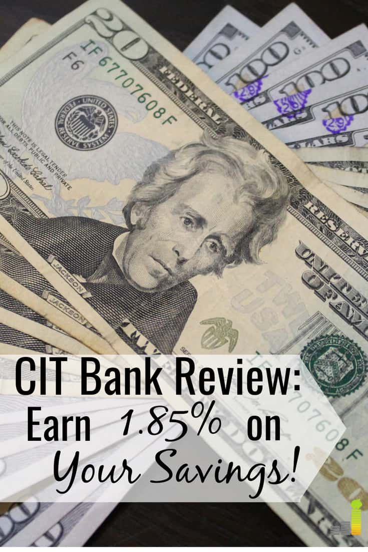 CIT Bank Review HighYield Savings Accounts, Money