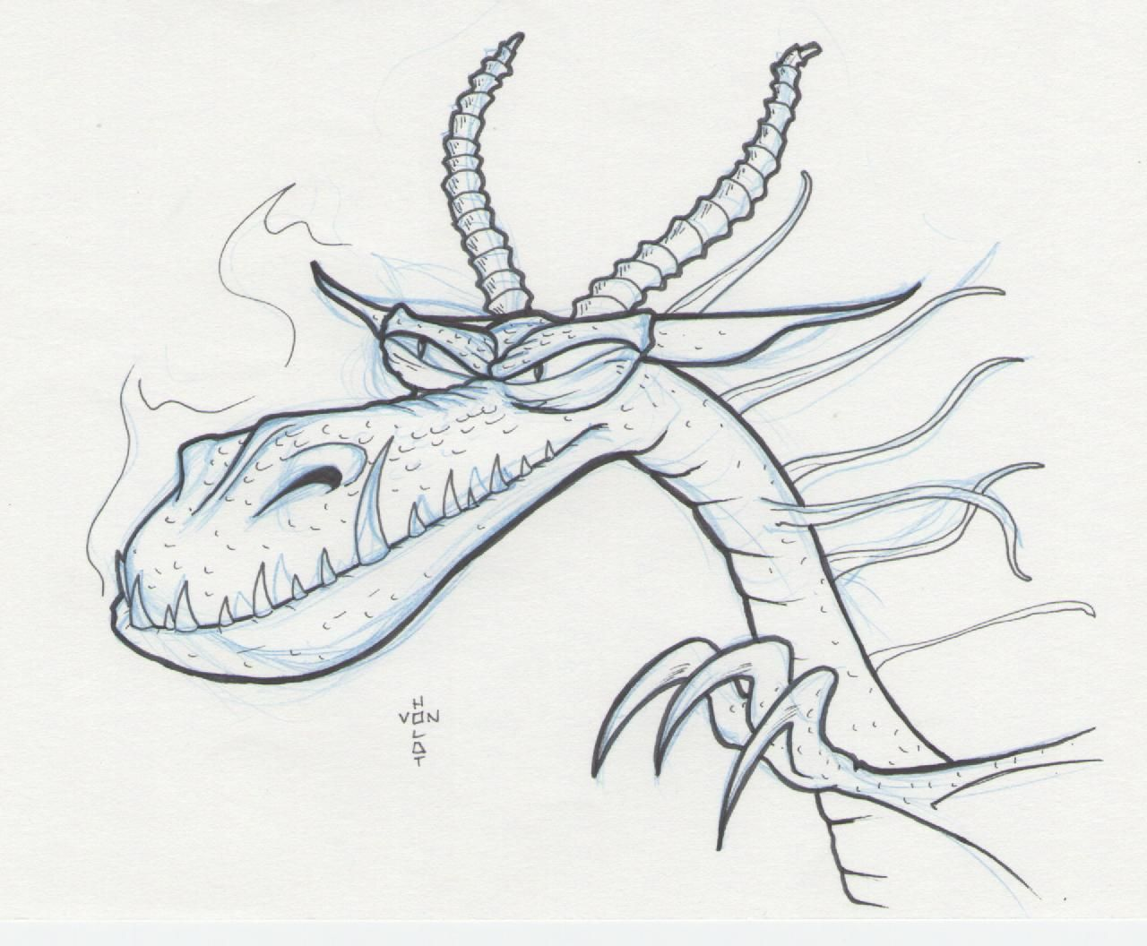 Dragon Ohnezahn Ausmalbilder : Doodle Drawings How To Train Your Dragon Doodle A Day Art