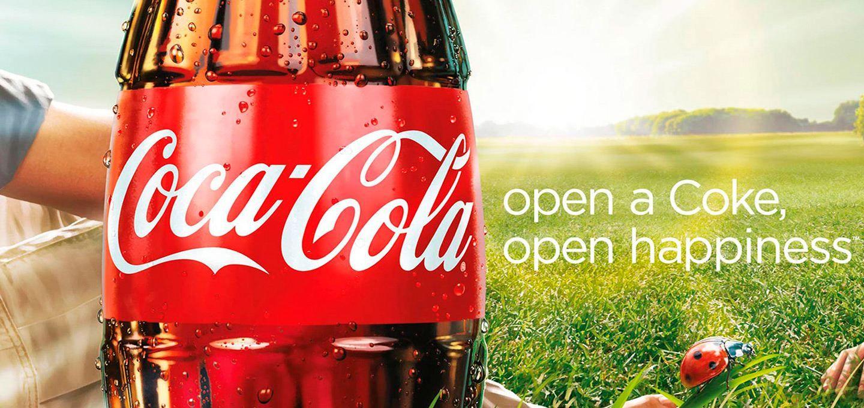 003 Coca Cola marketing What makes it so good? Ads through