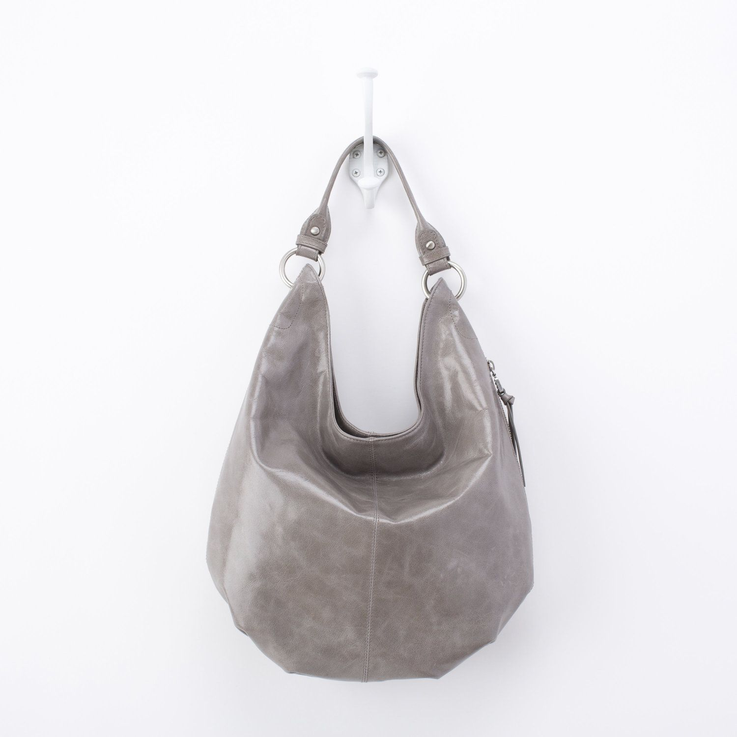 The 'Gardner' hobo bag in stone. #hobobags | BAG | Pinterest ...
