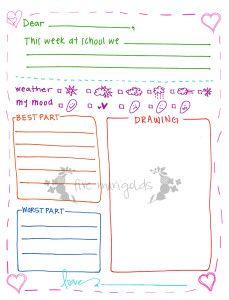 letter template for kids letter writing for kids free printable letter templates writing