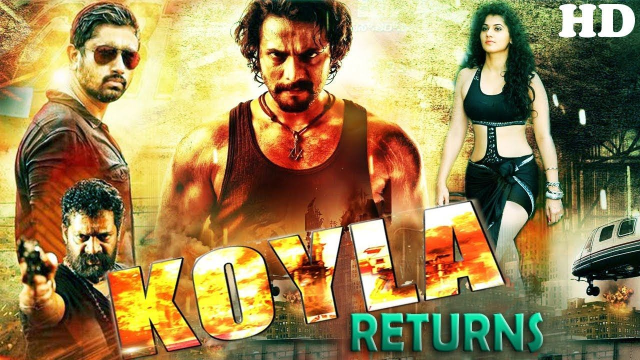 KOYLA RETURNS | New Hindi Dubbed South Action Movies 2017