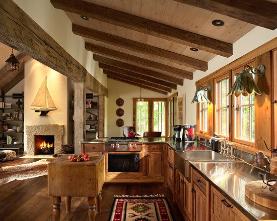 Open Concept Country Kitchen Layouts layout: counter height l-shaped counter would open into sun room