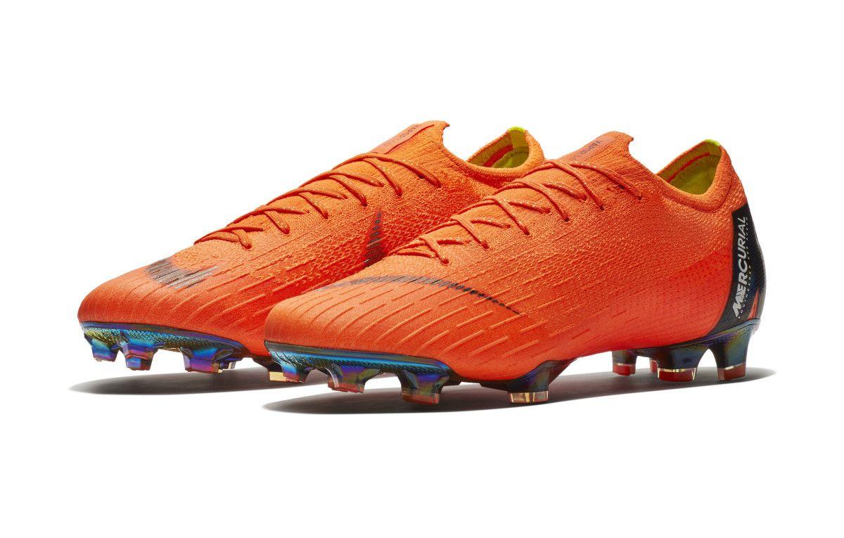 Nike's latest Mercurial boots showcase