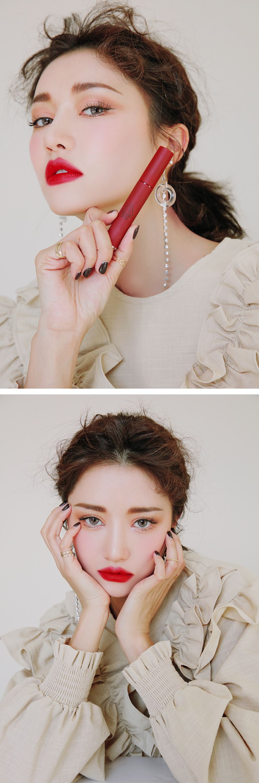 3ce Velvet Lip Tint Private Stylenanda 3ce Makeup Makeup Eye Looks Fashion Makeup