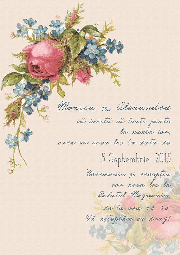 Invitatii Nunta Vintage Căutare Google Wedding Wedding