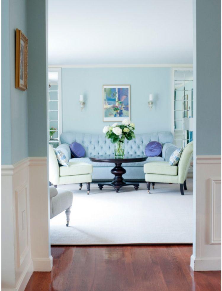Zimmer Streichen U2013 Welche Farbe Für Welches Zimmer? #farbe #streichen  #welche #