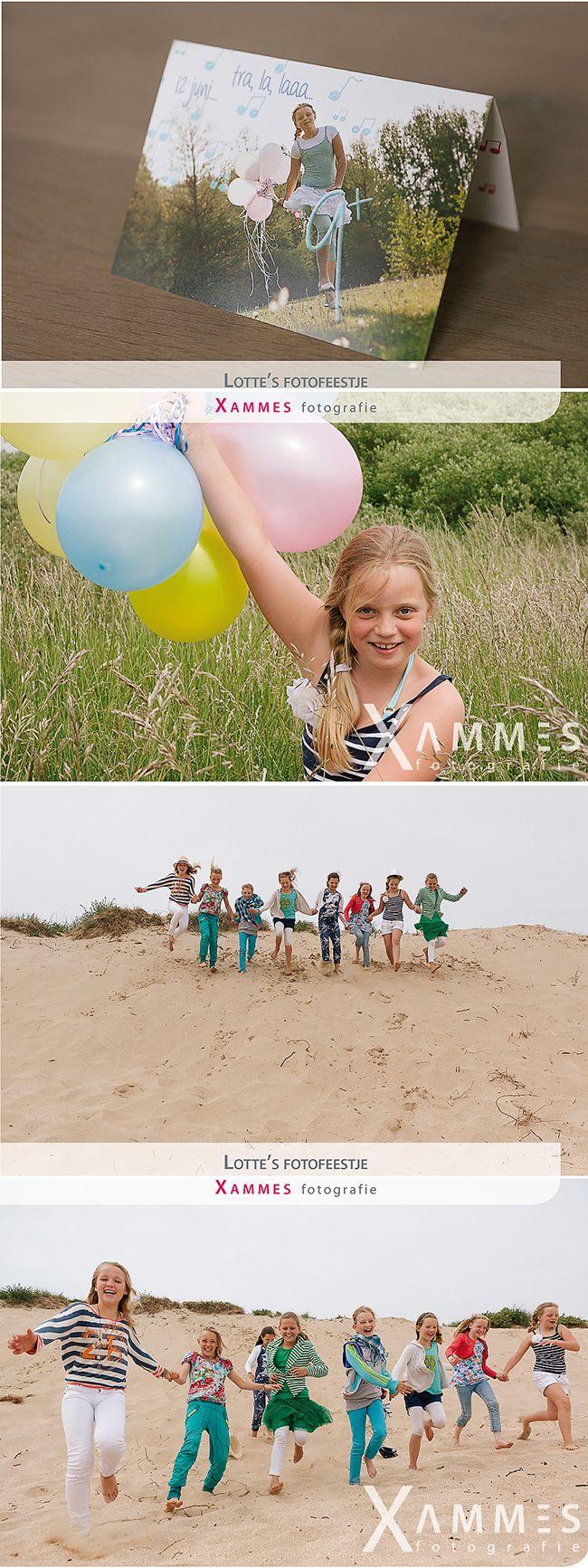 Lotte's fotofeestje, Xammes fotografie