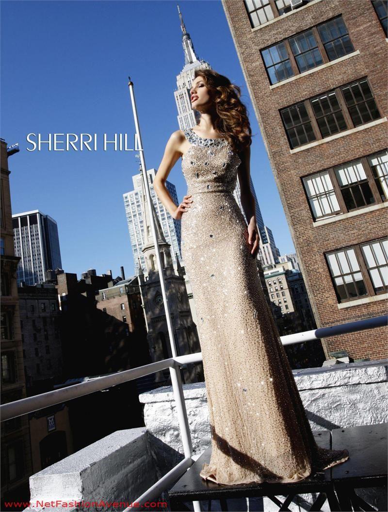 Sherri Hill 1520 dress Prom 2012 dresses