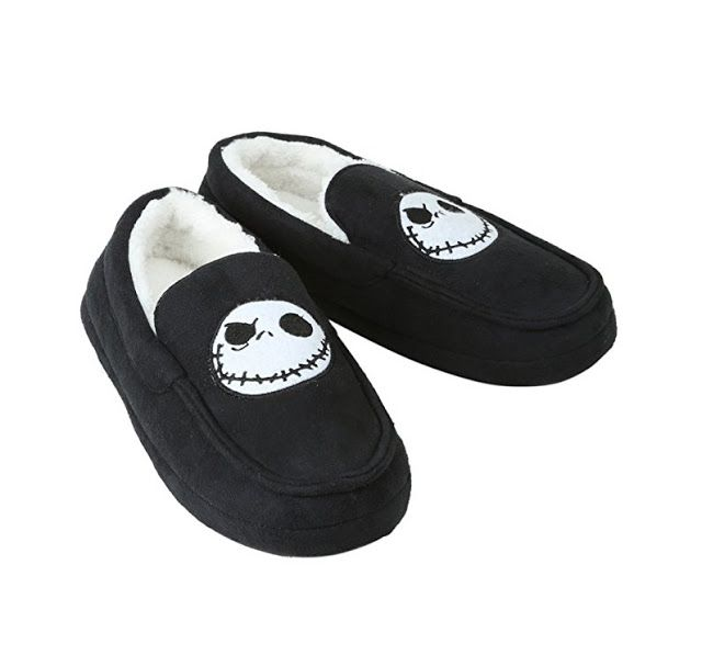 cozy nightmare before christmas slippers for cold winter nights
