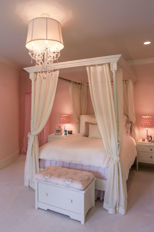 Little Girl S Bedroom Bathroom Www Designsbydurham Com Www Livengoodphotographs Com Every Little Gi Canopy Bedroom Sets Girls Bed Canopy Canopy Bedroom