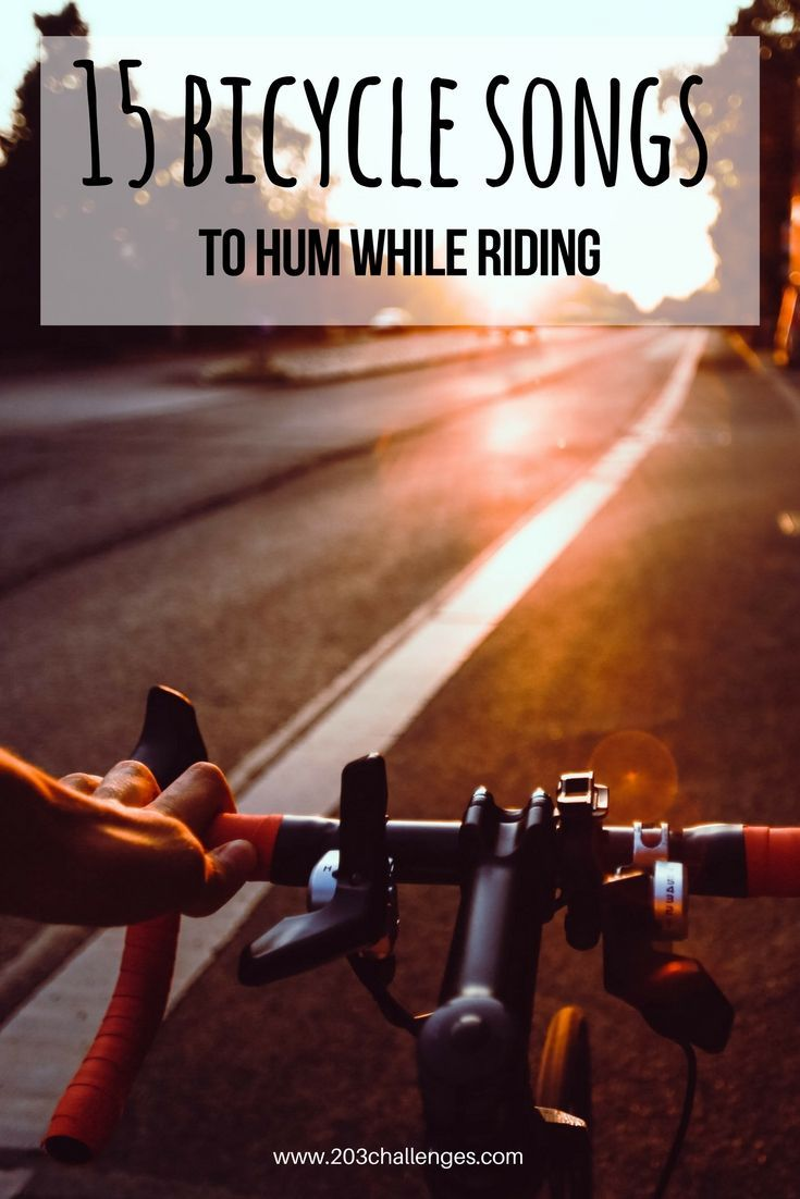 travel playlists 15 bicycle songs to hum while riding playlists