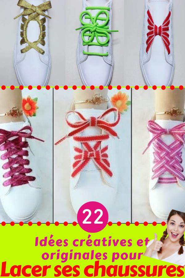 Apprendre à Lacer Ses Chaussures : apprendre, lacer, chaussures, Lacer, Chaussures, Façons, Originales, Attacher, Chaussures,, Lacets,, Modèles, Lacets