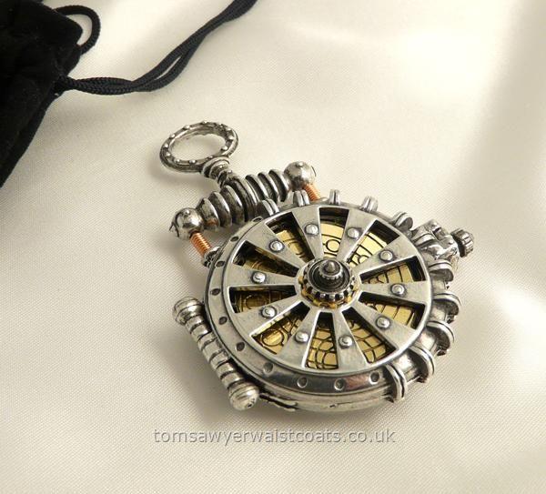 Steampunk pocket watch  Gifts & Accessories : Steampunk Accessories :