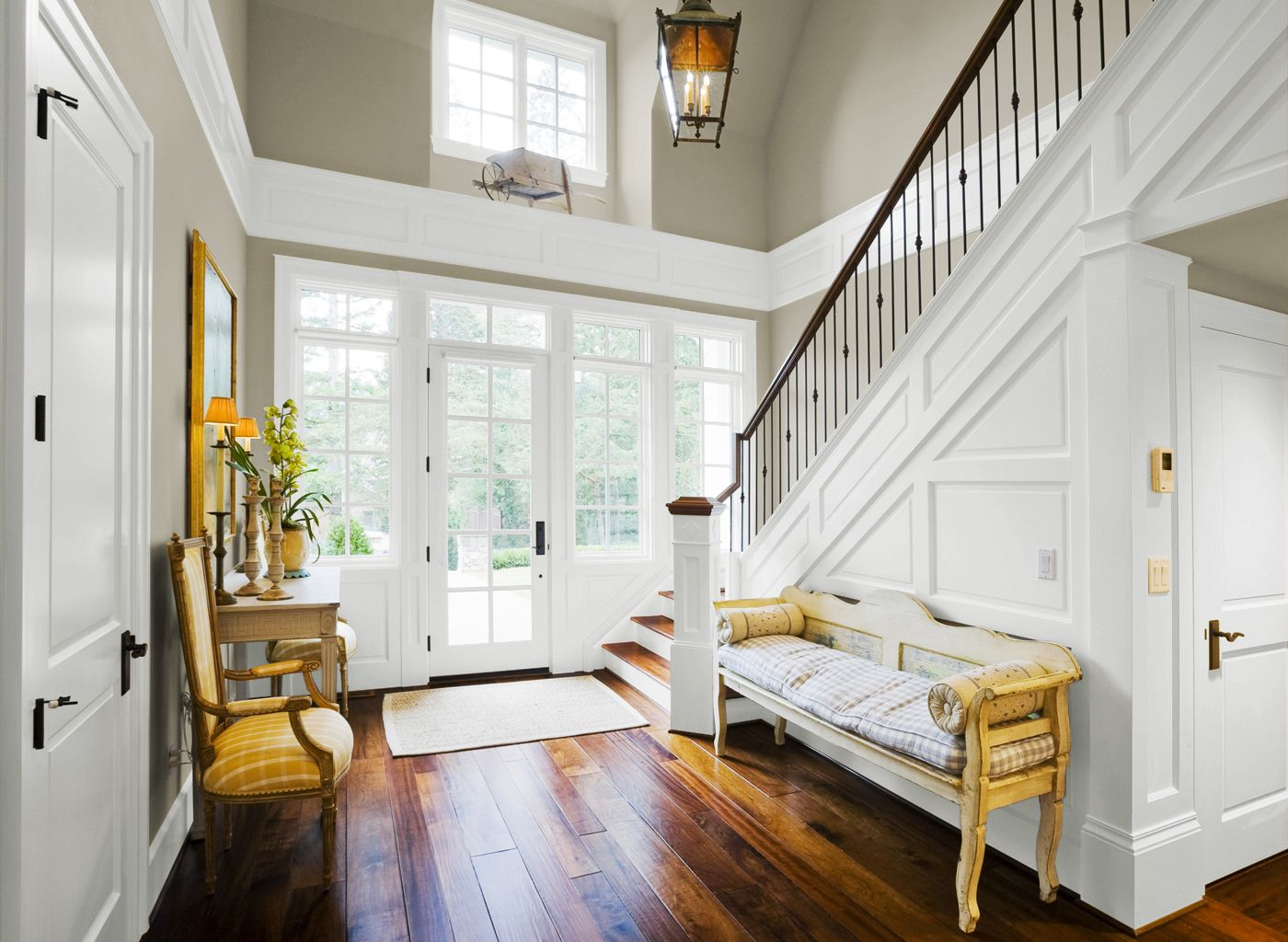Entryway Paint Colors Entryway In Grand Canyon Tan  Happy Home  Pinterest  Grand