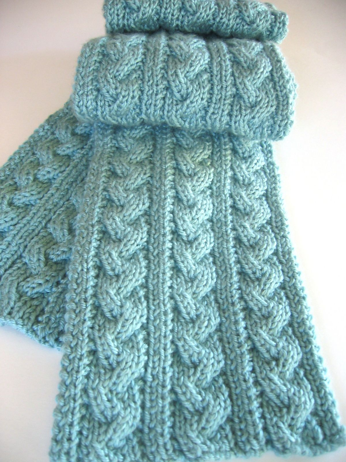 Ravelry braid cable reversible hiking scarf by jeanna quinones reversible cable free knitting pattern for braided cable scarf and more scarf knitting patterns bankloansurffo Image collections