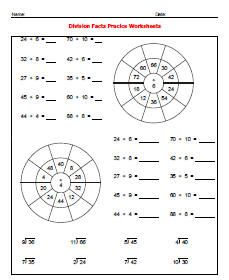 math worksheet : free printable division worksheets  basic  g e d  pinterest  : Division Free Worksheets