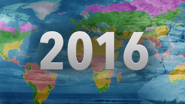 Weird weather brings warm welcome to 2016 #RagnarokConnection