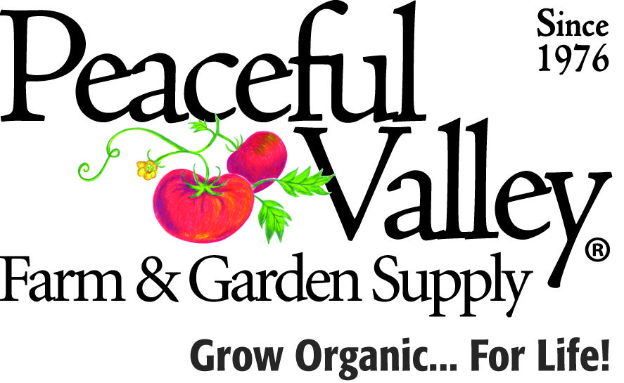 Peaceful Valley Farm Garden Supply Organic Non Gmo Seeds