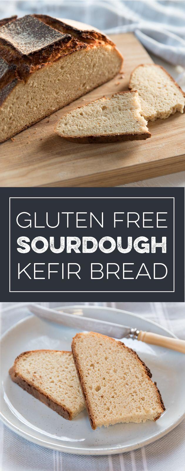 Gluten Free Kefir Sourdough Bread Recipe Gluten Free Sourdough Grain Free Bread Recipe Sourdough