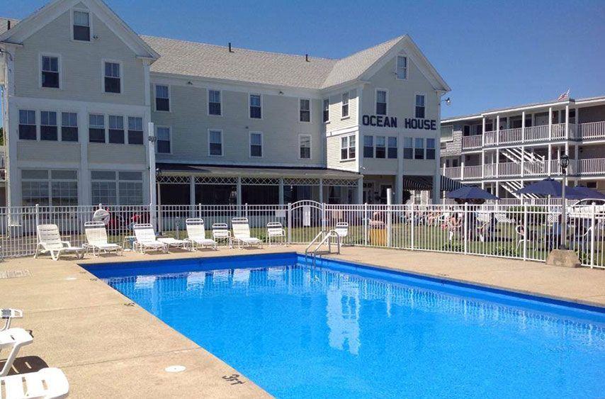 Ocean House Motel Hotel Old Orchard Beach Maine