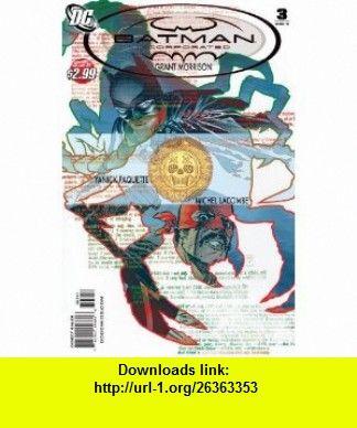 Batman Incorporated #3 Grant Morrison ,   ,  , ASIN: B004QJO7NM , tutorials , pdf , ebook , torrent , downloads , rapidshare , filesonic , hotfile , megaupload , fileserve