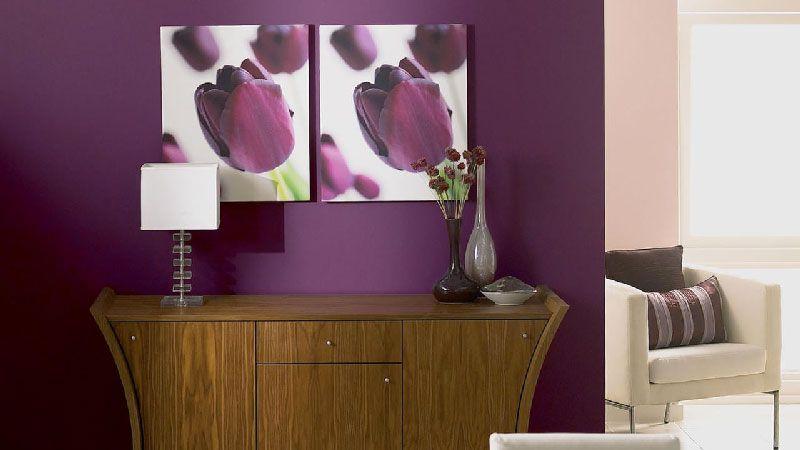 Comment associer la couleur aubergine en décoration ? | Armoires ...