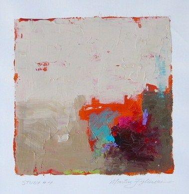 """Study-4"" - Original Fine Art for Sale - © Martin Figlinski"