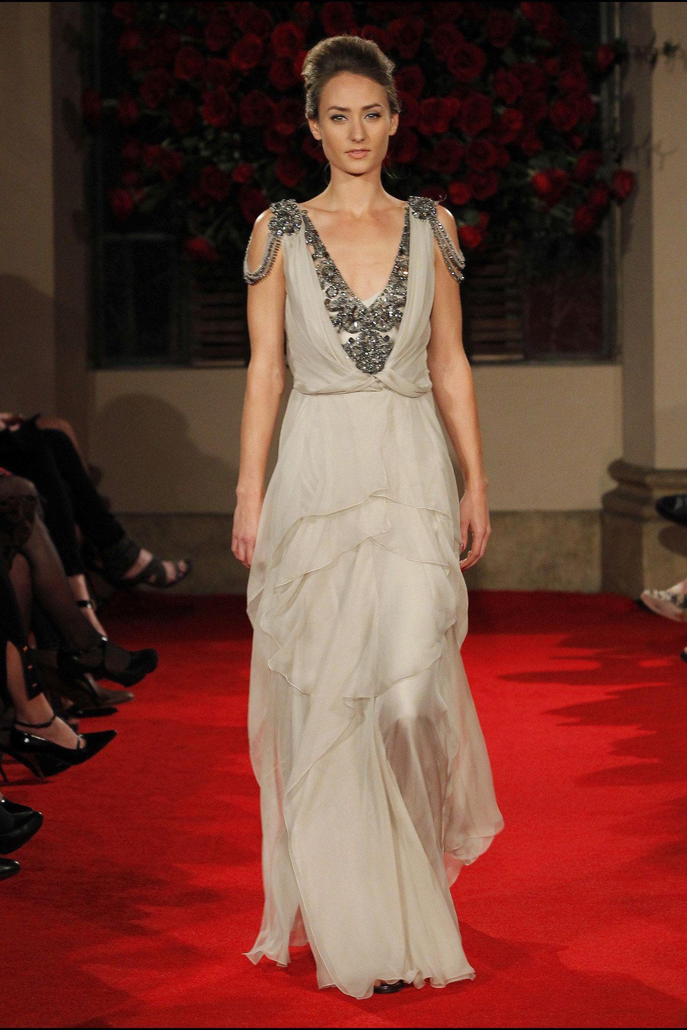 Alberta ferretti prefall fashion show photos fall and vogue