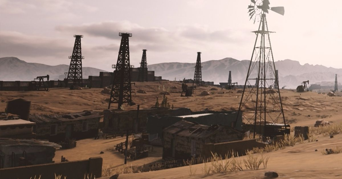 Playerunknown S Battlegrounds Desert Map: PlayerUnknown Starts Filling In The Desert Map Blanks With