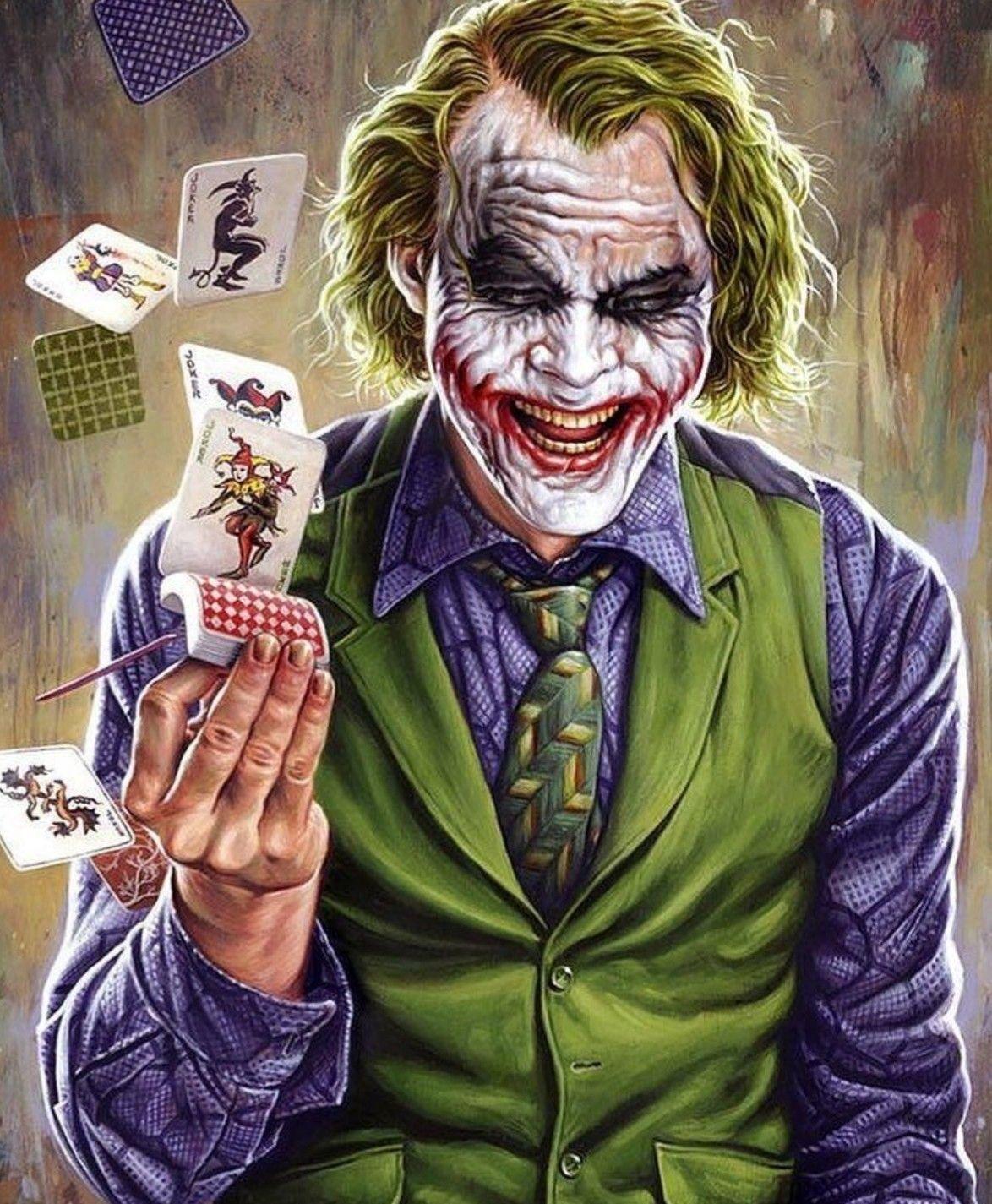 Pin By Mara H On Joker Joker Images Joker Art Joker Wallpapers