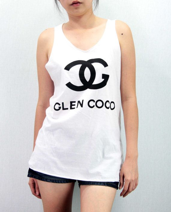 You Go Glen CoCo Shirt Mean Girls Shirt Softly/Lightly Tank Top TShirt Top Women - silk screen handmade