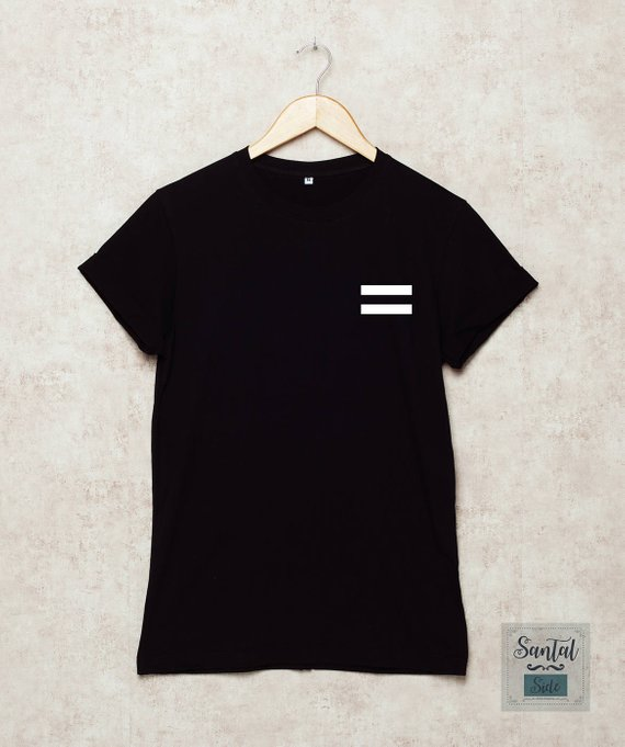 67d3f7cf Equality Shirt Love Shirts LGBT Tshirt Pocket T-Shirt Gay Lesbian  Homosexual Size S , M , L , XL , 2