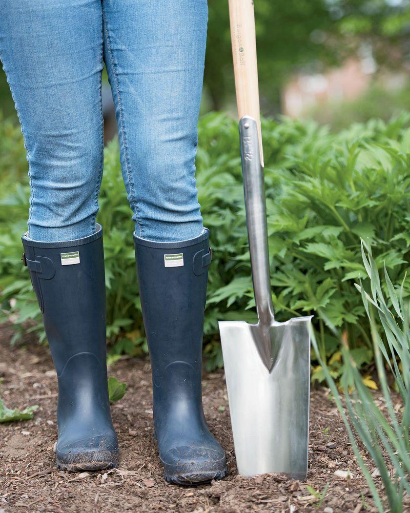 Rubber Garden Boots Uni Gardener S