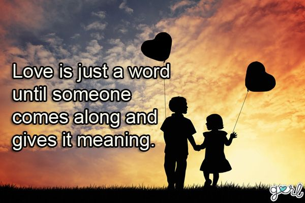 Romantic Quotes For Your Boyfriend Teenagers Quotes Cute Love