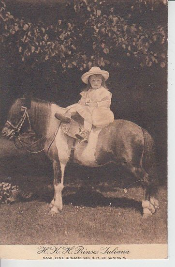 Royalty Princess Juliana Side Saddle Riding