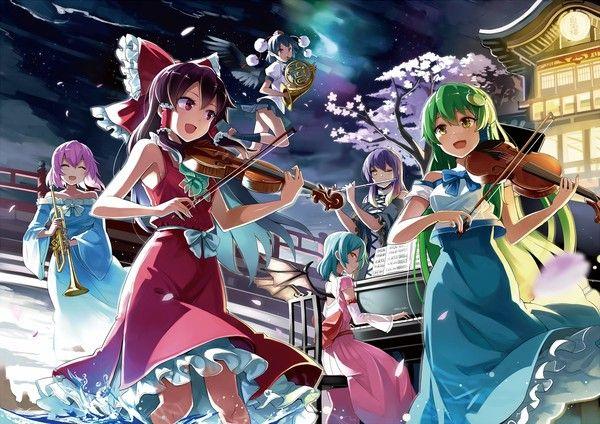 Image Ange Et Demon manga ange et demon | touhou | pinterest | manga