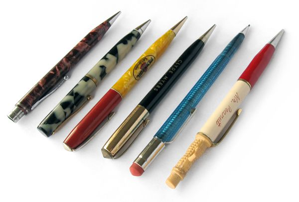 Museum of Forgotten Art Supplies - Vintage Mechanical Pencils - Part 2 - Drawing Tools