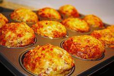 Schinken - Käse - Muffins von Hexlein08 | Chefkoch
