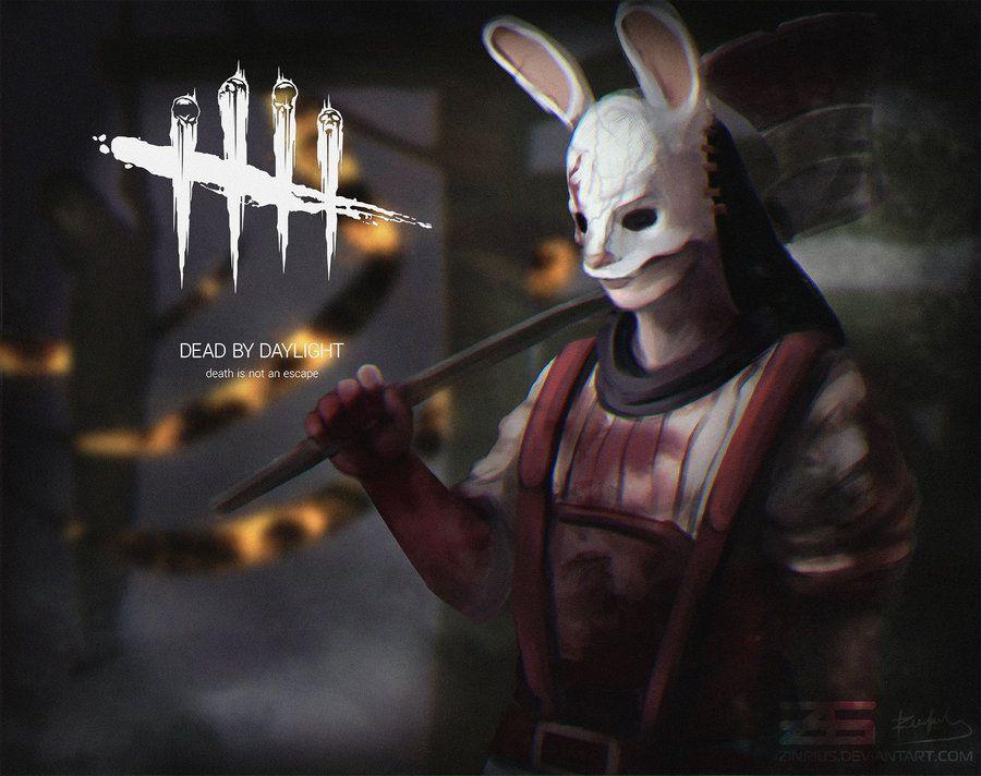Dead By Daylight - The Huntress By Zinriusdeviantartcom
