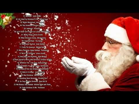 top 100 merry christmas songs 2018 best pop christmas songs ever 2017 2018 youtube - Merry Christmas Song