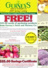 Gurney S Seed And Nursery Catalog