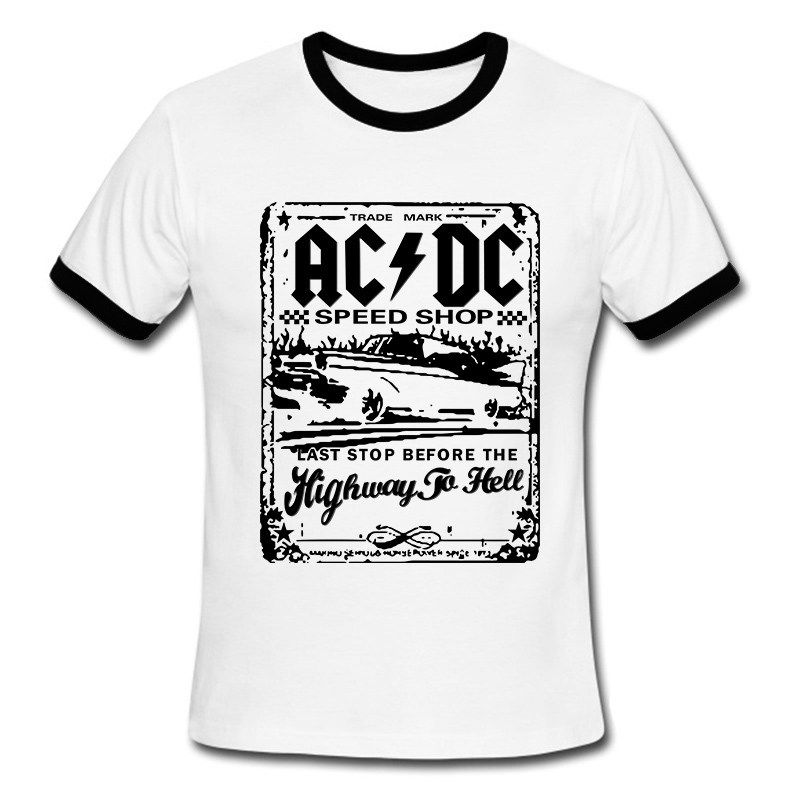 Size Specification New Fashion Camisetas AC/DC Speedshop T Shirts Mens acdc Graphic Tees Print Casual Tshirt Plus Size O Neck Hip Hop Short Sleeve Thiscasualleisure Men T-Shirtissuitable forall standard weight man. Fullcotton materialiscontained forcomfortable wearing.Theseamlessribcollarwithdouble-needlecover-stitching,double-needlesleeveandbottomhem makethe Men standard weightT-Shirtdurable. Attention Please: If you have your own style,Custom right now. Choose a t shirt, size , […]