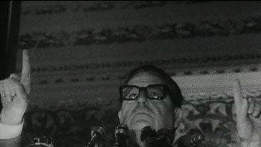 Salvador Allende - last speech