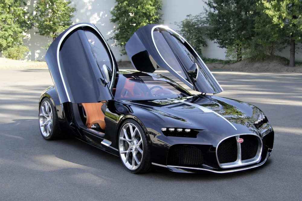Bugatti Prototipos Secretos 2020 004 Camiones De Lujo Coches Deportivos De Lujo Fotos De Carros Lujosos