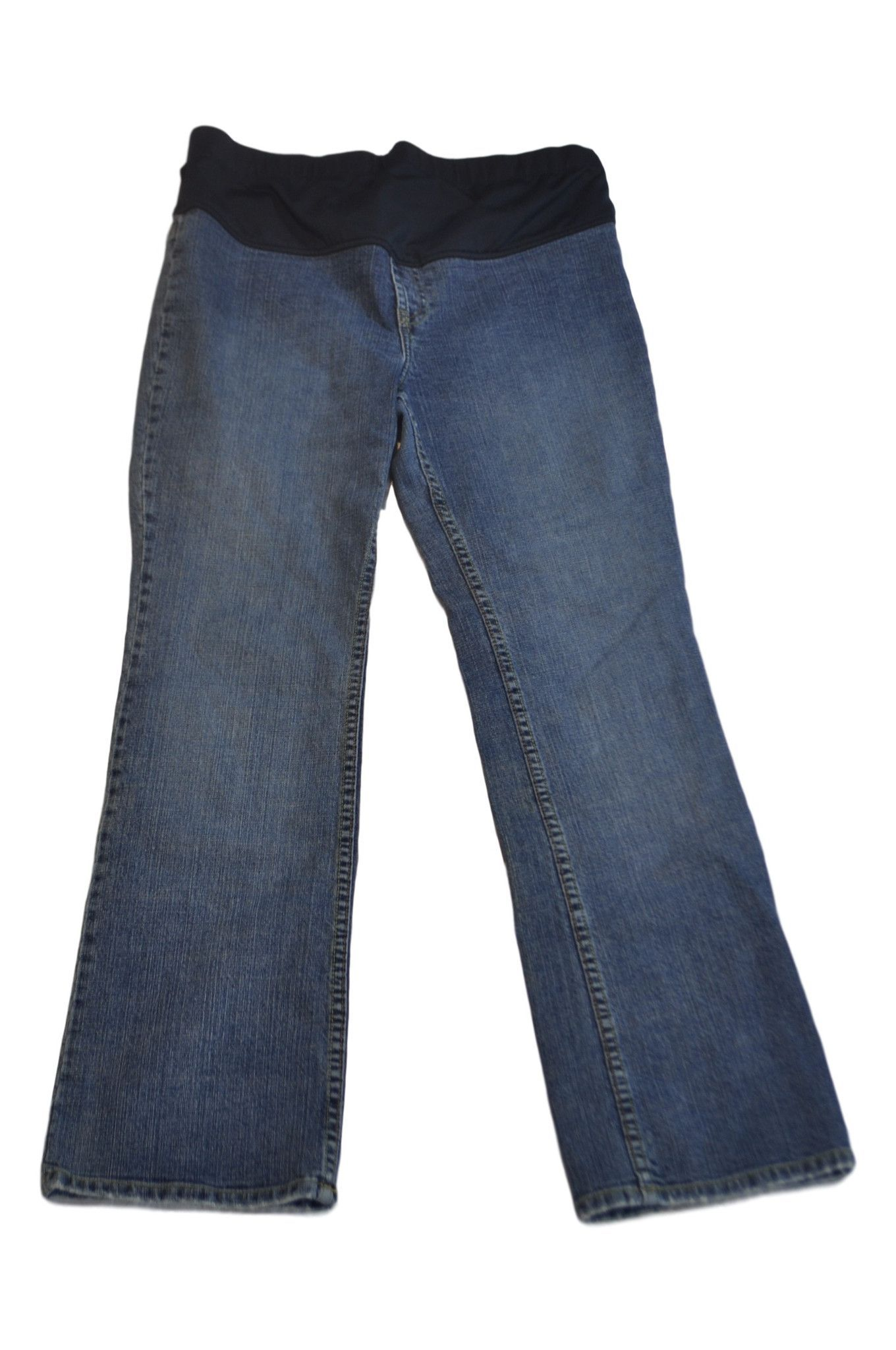 Blue Low Waist Stretch Jeans by Old Navy*