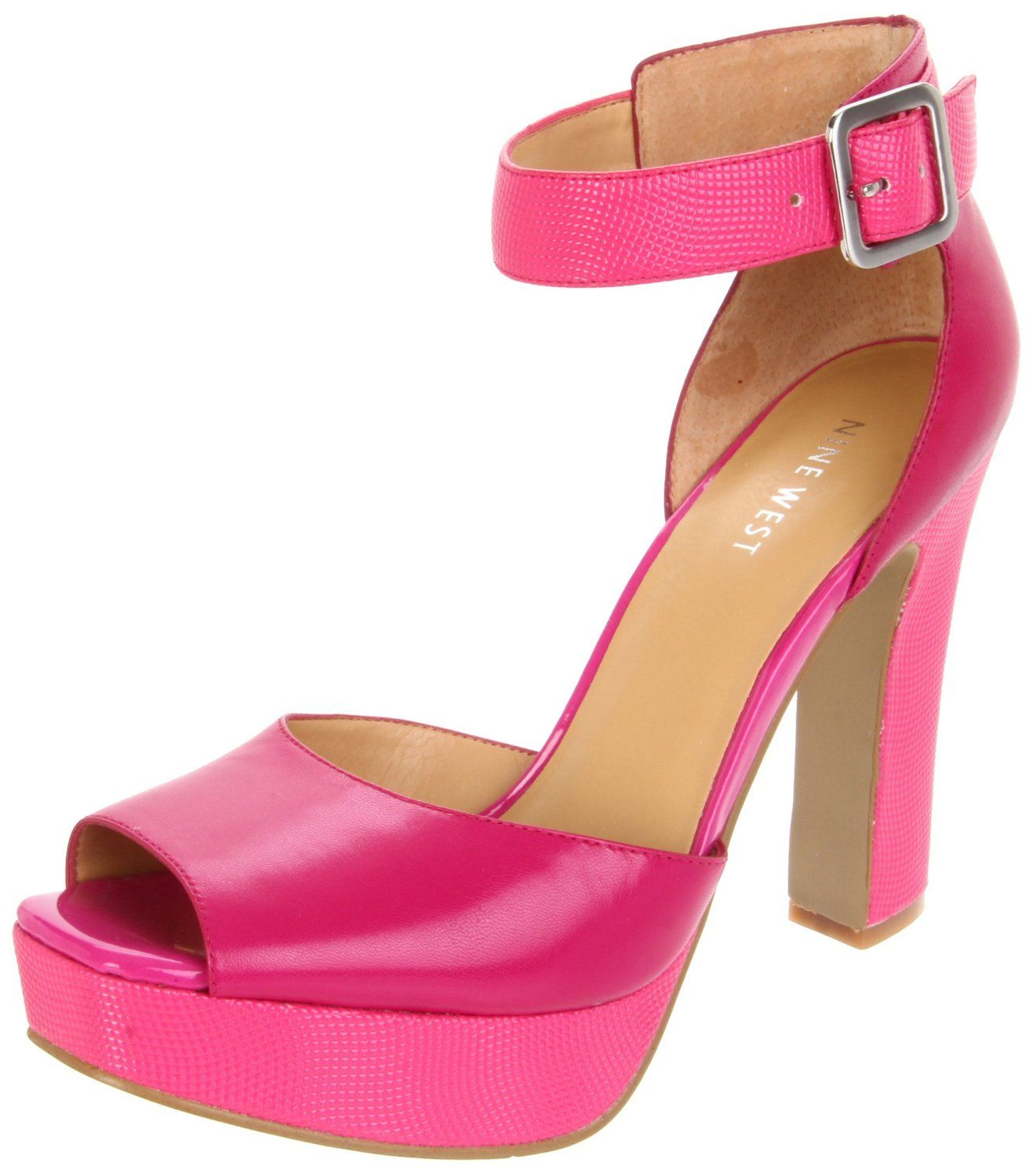 0ed9c0281ff9 Ankle-Strap Sandal from Nine West found on Endless...so cute