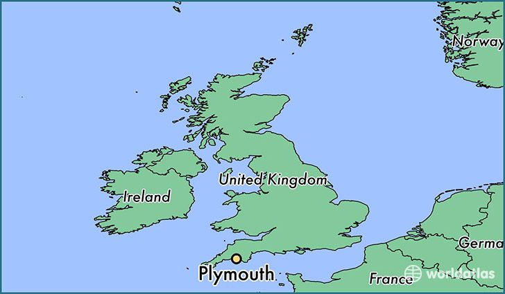 Map Of England Plymouth.Image Result For Map Of Plymouth England Where Did They