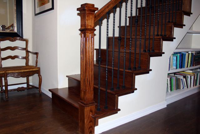 Exceptionnel WHITE OAK STAIR TREADS AND RISERS Stairs Treads And Risers, Oak Stairs,  Hardwood Floors